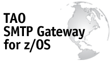 TAO SMTP Gateway for z/OS